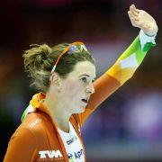 Eisschnelllauf: Wüst und Verweij Mehrkampf-Weltmeister (Foto)
