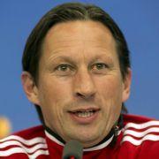 Salzburg mit Trainer Schmidt österreichischer Meister (Foto)