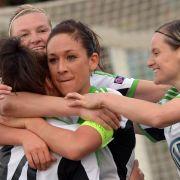 Champions League: Potsdam und Wolfsburg mit klaren Siegen (Foto)