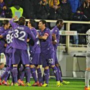 Florenz erkämpft mit Gomez Sieg - Inter patzt (Foto)
