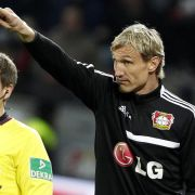 Hyypiä bei Bayer Trainer auf Abruf (Foto)