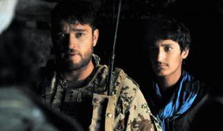 «Zwischen Welten»:Deutsche Soldaten in Afghanistan (Foto)