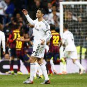 Ronaldo wittert Verschwörung - Atlético auf Platz eins (Foto)