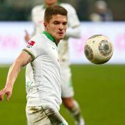 Werders Ignjovski fällt gegen Wolfsburg aus (Foto)