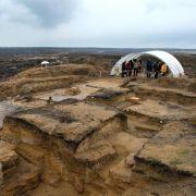 Reste von Pückler-Turm bei Weißwasser entdeckt (Foto)