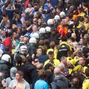 Der 27. Bundesliga-Spieltag im Telegramm (Foto)