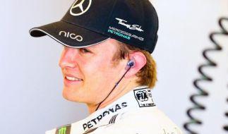Rosberg warnt sein Team: «Dürfen nicht einschlafen» (Foto)