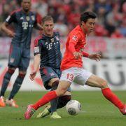 Mainz 05 bangt um Koo-Einsatz - Moritz fehlt (Foto)