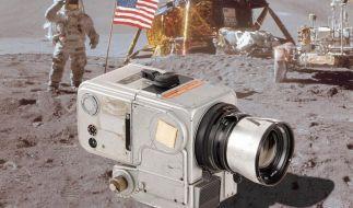 Mond-Kamera von «Apollo 15» für 660 000 Euro versteigert (Foto)