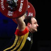 Velagic und Spieß geben bei Gewichtheber-EM Comeback (Foto)
