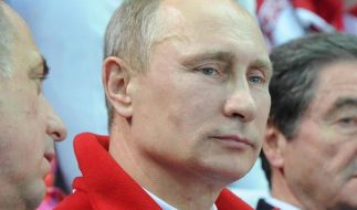 Putin ehrt Olympia-Helfer um Ex-Skistar Killy (Foto)