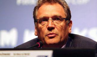 Valcke will Kostenfrage für WM-Aufbauten klären (Foto)