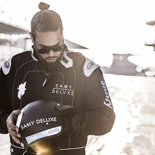 Samy Deluxe kommt maskulin zurück (Foto)