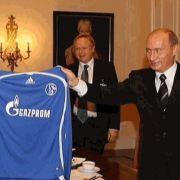 Schweinerei! So abhängig ist Schalke von Putin (Foto)
