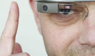 Google kooperiert bei Datenbrille mit weltgrößtem Brillen-Hersteller (Foto)