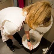 Mini-Kamera steckt im Toiletten-Duftstein (Foto)