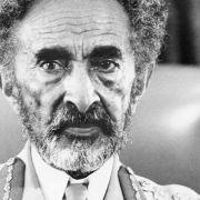 Biografie über Haile Selassie (Foto)