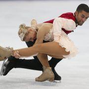 Savchenko/Szolkowy: 5. WM-Titel gegen Olympia-Frust (Foto)