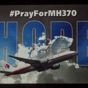 Formel 1 fühlt mit Opfern und Familien des Flugs MH 370 (Foto)
