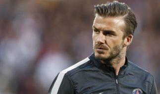 Beckham bald Taxifahrer? (Foto)