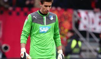 Hoffenheim auch gegen Hannover ohne Torwart Casteels (Foto)