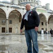 In Istanbul warten gleich mehrere Herausforderungen auf Detlef.