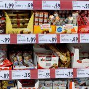 Quengelfalle Supermarkt - Kinder mit Aufgaben ablenken (Foto)