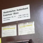 Immer mehr Studenten aus Deutschland machen Erasmus (Foto)