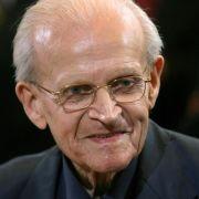 Religionsphilosoph Eugen Biser gestorben (Foto)