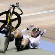 Bahnrad-Weltmeister Levy muss erneut operiert werden (Foto)