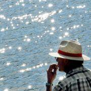 Sonnenbaden nimmt die Haut im Alter übel (Foto)