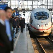 Besonders nach der Zeitumstellung hat die Bahn Probleme mit Verspätungen.