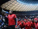 Bayern feiern in Berliner Szenebar - Blatter gratuliert (Foto)