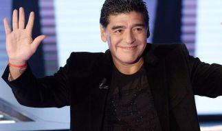 Maradona will eine Woche bei Pep Guardiola arbeiten (Foto)