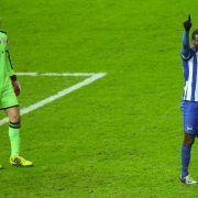 Hertha vor Schalke-Spiel: Fragezeichen hinter Ramos (Foto)
