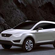 Seat baut ein SUV - Neues Modell soll 2016 kommen (Foto)