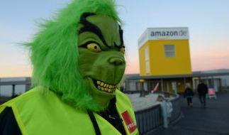 Amazon lehnt Tarifgespräche mit Verdi weiter ab (Foto)