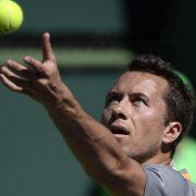 Kohlschreiber vor Rauswurf aus Davis-Cup-Team (Foto)