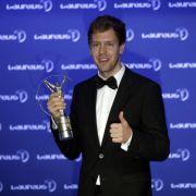 FCBayern und Vettel mit Laureus Award geehrt (Foto)
