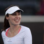 Lisicki und Hingis erreichen Doppel-Halbfinale in Miami (Foto)