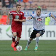 Rückschlag für den FCK - Nur 1:1 gegen Bielefeld (Foto)