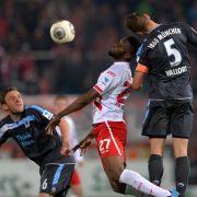 1:2 gegen 1860 -Cottbus verpasst weiteren Sieg (Foto)