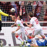 1. FC Köln überzeugt wieder - Kaiserslautern patzt (Foto)