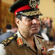 Al-Sisi kündigt Präsidentschaftskandidatur in Ägypten an (Foto)