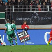 3:1 - Leverkusen feiert in Augsburg 500. Bundesliga-Sieg (Foto)