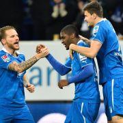 3:1 gegen Hannover: Hoffenheim mit Riesenschritt (Foto)