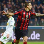 1:0 gegen Gladbach: Frankfurt kommt Klassenerhalt näher (Foto)