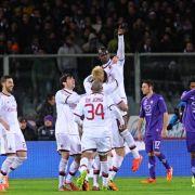 Rückschlag für Florenz ohne Gomez - Auch Lazio verliert (Foto)