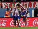 Siege für Atlético und Barcelona - Real Madrid verliert (Foto)