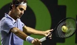 Federer in Miami ausgeschieden - Li Na im Halbfinale (Foto)